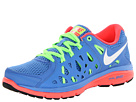 Nike - Dual Fusion Run 2 (Distance Blue/Flash Lime/Atomic Red/Metallic Summit White)