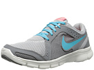 Nike - Flex Experience Run 2 (Wolf Grey/Cool Grey/Atomic Red/Gamma Blue)