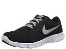 Nike - Flex Experience Run 2 (Black/Wolf Grey/White/Metallic Silver)