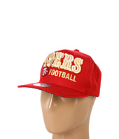 Mitchell & Ness - NFL® Throwbacks Blocker Snapback - San Francisco 49ers
