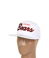 Mitchell & Ness - Chicago Bears NFL® Throwbacks All White Snapback