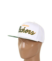 Mitchell & Ness - Green Bay Packers NFL® Throwbacks All White Snapback