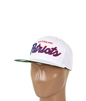 Mitchell & Ness - New England Patriots NFL® Throwbacks All White Snapback