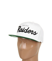 Mitchell & Ness - Oakland Raiders NFL® Throwbacks All White Snapback