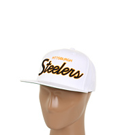 Mitchell & Ness - Pittsburgh Steelers NFL® Throwbacks All White Snapback