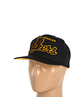 Mitchell & Ness - Los Angeles Lakers Blacked-Out Script Snapback
