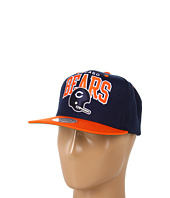 Mitchell & Ness - NFL® Throwbacks Arch w/Helmet 2-Tone Snapback - Chicago Bears
