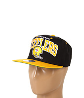 Mitchell & Ness - NFL® Throwbacks Arch w/Helmet 2-Tone Snapback - Pittsburgh Steelers