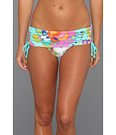 Trina Turk - Sea Cove Shirred Sash Hipster Bottom