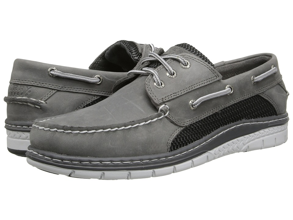 Sperry Top-Sider Billfish Ultralite 3-Eye (Grey/Black) Men