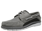 Sperry Top-Sider - Billfish Ultralite 3-Eye (Grey/Black) - Footwear