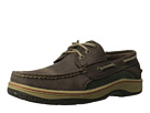Sperry Top-Sider - Billfish 3-Eye Wool (Brown/Olive) - Footwear