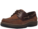 Sperry Top-Sider - Billfish 3-Eye Boat Shoe (Brown) - Footwear