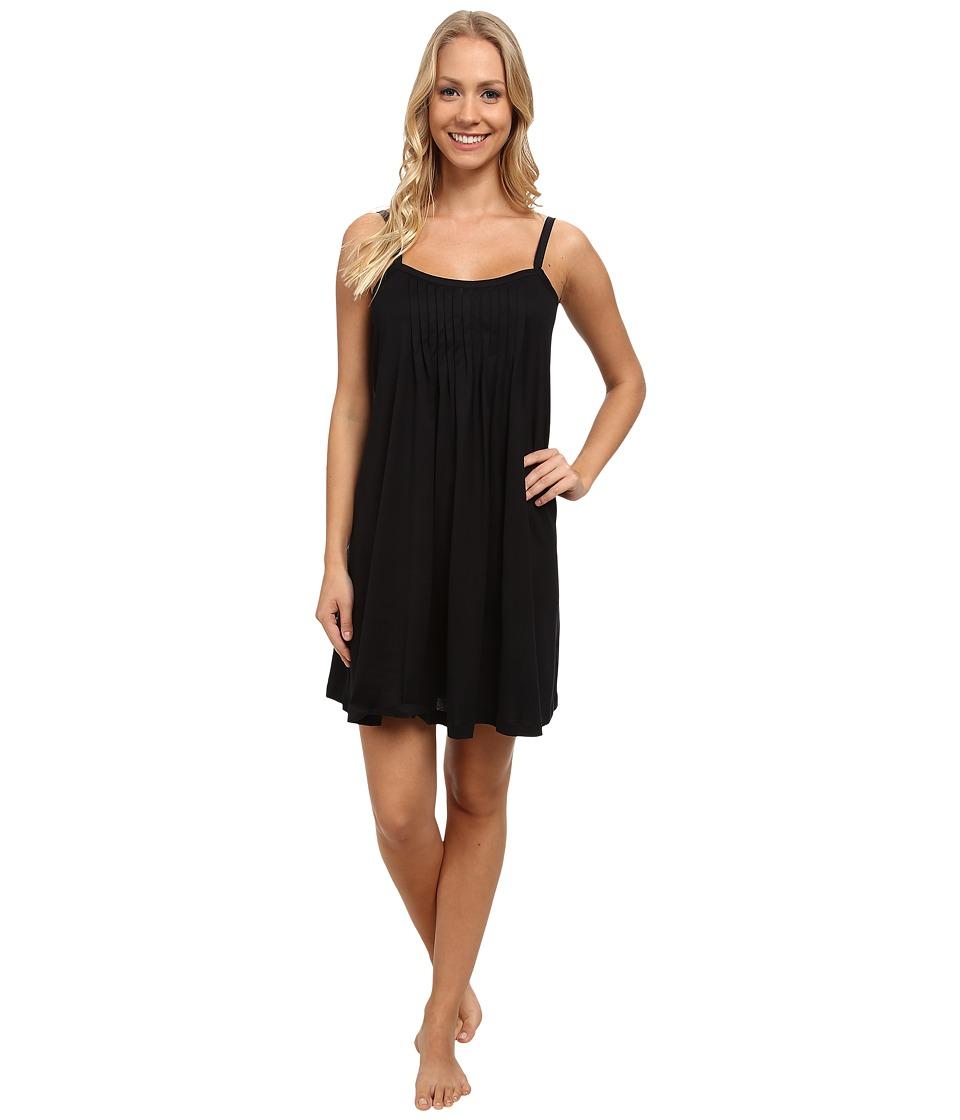 Hanro - Juliet Babydoll (Black) Womens Pajama