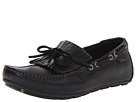 Sperry Top-Sider - Wave Driver Kiltie (Black) - Footwear