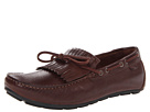 Sperry Top-Sider - Wave Driver Kiltie (Dark Brown) - Footwear
