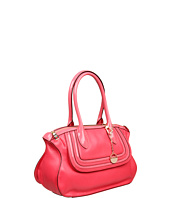 DKNY - Crosby Satchel w/ Patent Trim