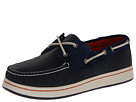 Sperry Top-Sider - Sperry Cup 2-Eye (Navy 2) - Footwear
