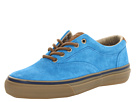 Sperry Top-Sider - Striper CVO Suede (Royal) - Footwear