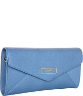 DKNY - Saffiano Leather Large Envelope Clutch
