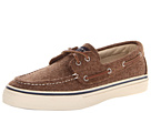Sperry Top-Sider - Wool Bahama 2-Eye (Brown) - Footwear