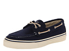 Sperry Top-Sider - Wool Bahama 2-Eye (Navy Wool) - Footwear