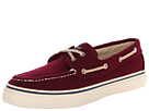 Sperry Top-Sider - Wool Bahama 2-Eye (Burgundy) - Footwear