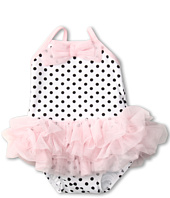 Kate Mack - Ballerina Dots Tank Swimsuit (Infant)