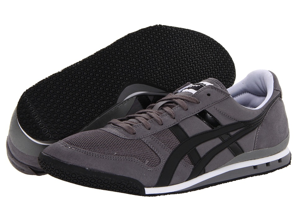 Onitsuka Tiger by Asics - Ultimate 81(r) (Charcoal/Black) Classic Shoes