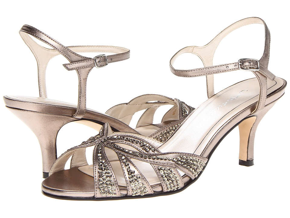 Caparros Heirloom (Mushroom Metallic) High Heels