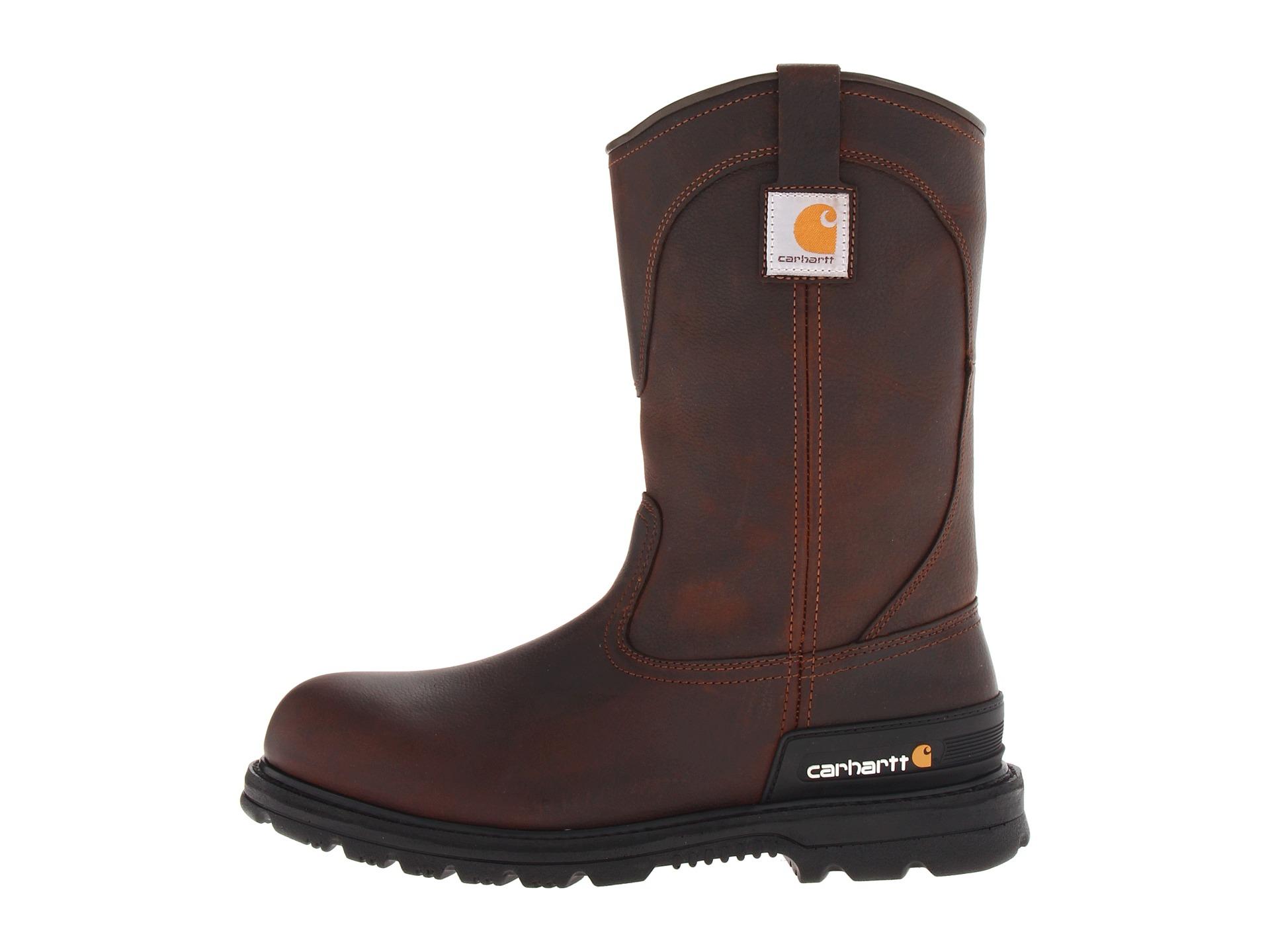 carhartt wellington unlined boot zappos free