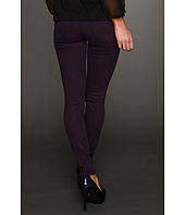Rich & Skinny - Solid Denim Skinny in Grape