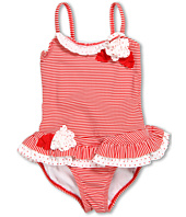 Kate Mack - Red Regatta Swimsuit (Toddler)