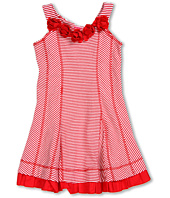 Kate Mack - Striped Knit Dress (Little Kids)
