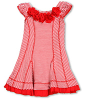 Kate Mack - Striped Knit Dress (Toddler)