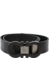 Salvatore Ferragamo - Adjustable Gancino Belt