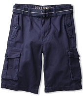 U.S. Polo Assn Kids - Belted Cargo Short (Big Kids)