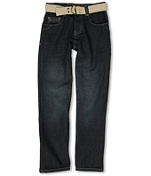 U.S. Polo Assn Kids - Belted Flap Pocket Jean (Big Kids)