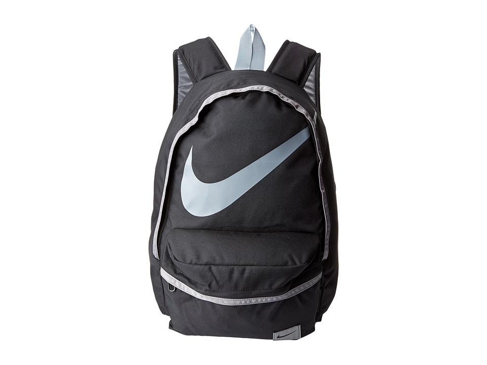 Nike - Young Athletes Halfday BTS Backpack (Black/Cool Grey/Black) Backpack Bags
