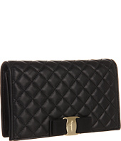 Salvatore Ferragamo - Quilted Vara Mini Wallet Bag