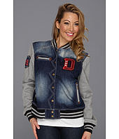 Double D Ranchwear - Letterman Jacket