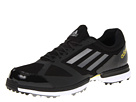 adidas Men's adizero Sport Golf Shoe - Black/Silver/Yellow