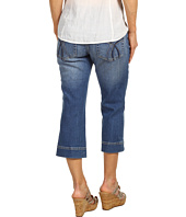 Jag Jeans Petite - Petite Carina Crop in Lazy Blue