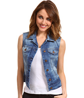 Mavi Jeans - Jodie Denim Vest in Blue Rustic
