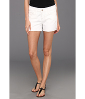 Mavi Jeans - Emily Cut-Off Boyfriend Short in White Nolita