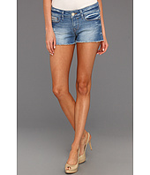 Mavi Jeans - Tiara Cutoff Mini Short in Blue Rustic