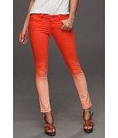 Mavi Jeans - Serena Ankle Low-Rise Super Skinny in Orange Fade