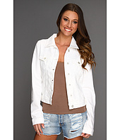 Mavi Jeans - Samantha Denim Jacket in White Nolita