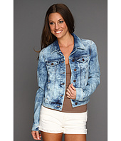 Mavi Jeans - Samantha Denim Jacket in Bleached Random