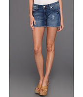 Mavi Jeans - Emily Cut-Off Boyfriend Short in Mid Ripped Nolita